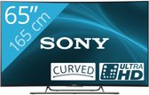 Sony Bravia KD-65S8505C - Curved 3D led-tv - 65 inch - Ultra HD/4K  Android TV