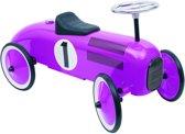 Goki Loopauto nummer 1 lila
