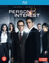 Person Of Interest - Seizoen 3 (Blu-ray)