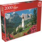 Jumbo Kolfuschg Dolomites - Puzzel - 2000 stukjes
