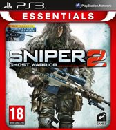 Sniper, Ghost Warrior 2 (Essentials)  PS3