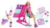 Barbie Haartastische Kleur en Design Studio – Barbie accessioreset