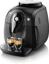 Saeco Xsmall HD8643/01 - Volautomaat espressomachine - Zwart
