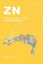 Topografische Atlas Nederland - Topografische Atlas 1:50.000 Zuid-Nederland
