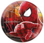 Spiderman feest bordjes 10 stuks