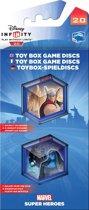Disney Infinity 2.0 - Toy Box Game Disc Pack (Wii U + PS4 + PS3 + XboxOne + Xbox360)