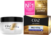 Olaz Anti-Wrinkle Pro Vital - 50 ml - Nachtcrème