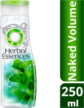 Herbal Essences Clearly Naked (0%) - 250 ml - Volumeshampoo