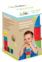 Anbac Toys Stapelbekers - 8-delig