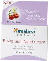 Himalaya Herbals Revitalize - 50 ml - Nachtcrème