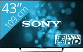 Sony Bravia KD-43X8309C - Led-tv - 43 inch - Ultra HD/4K - Android tv