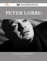 Peter Lorre 203 Success Facts - Everything you need to know about Peter Lorre