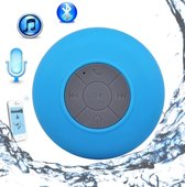 Bluetooth Waterbestendige Douche/Bad Mp3 Speaker/Radio - Waterproof - Blauw