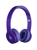 Beats by Dre Solo HD 'Drenched in color' - On-ear koptelefoon - Paars