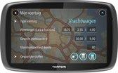TomTom Trucker 6000 - Vrachtwagennavigatie - Europa 45 landen - 6 inch scherm