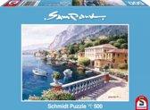 Schmidt Villa on the Lake of Como - Puzzel - 500 stukjes