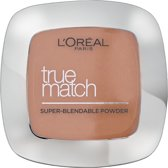 L'Oreal Paris True Match Powder - W6 Honey - Foundation