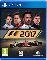 F1 2017 - Standard Edition - PS4