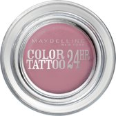 Maybelline Eyestudio Color Tattoo - 65 Pink Gold - Beige - Oogschaduw