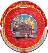 Lampion Met Opdruk Brandweerauto