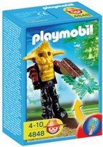 Playmobil Tempelwachter met Groen Lichtgevend Wapen - 4848