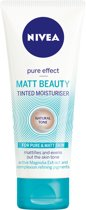 NIVEA Pure Effect Beautiful Gekleurd - 50 ml - Dagcrème