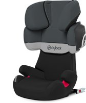 Cybex - Solution X2-Fix - Autostoel groep 2,3 - Gray Rabbit - dark grey