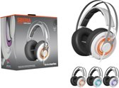 SteelSeries Siberia Elite Prism Wired 7.1 Virtueel Surround Gaming Headset - Wit (PC + MAC + PS4)