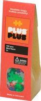 Plus-Plus Mini Neon, 100 stuks - Constructie blokken
