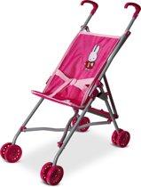 Nijntje Poppenbuggy - Roze