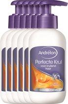 Andrélon perfecte krul  - 200 ml - crème - 6 st - voordeelverpakking