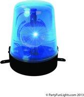 Roterende Politie Lamp - Blauw (12V)