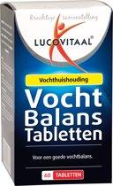Lucovitaal Vochtbalans Tabletten - 60 tabletten - Voedingssuplementen