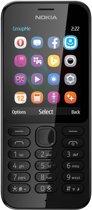 Nokia 222 - Zwart