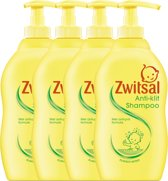 Zwitsal Anti-Klit Shampoo - 400 ml - Baby