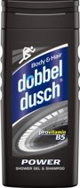 Dobbeldusch Power - 250 ml - Shampoo & Douchegel