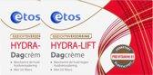 Etos Hydra Lift - 2 x 50 ml - Dagcreme
