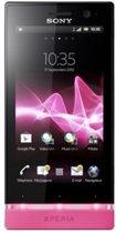 Sony Xperia U - Zwart/roze