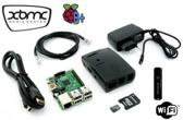 Raspberry Pi model B+ XBMC mediaspeler + WiFi