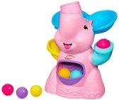 Playskool Poppin' Park Elefun Ballenbaan - Roze