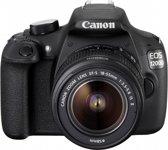 Canon EOS 1200D + 18-55mm - Spiegelreflexcamera