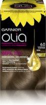 Garnier Olia - 6.0 Lichtbruin - Haarkleuring