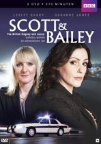 Scott & Bailey - Serie 1