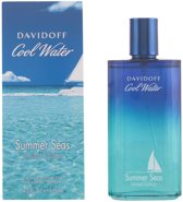 DAVIDOFF COOL WATER MAN EDT SPRAY 125 ml