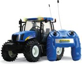 Britains Radio Controlled New Holland T6070 Tractor