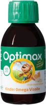 Optimax Kinder Omega Vloeibaar - 125 ml - Voedingssupplement