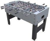 Hot toys Voetbaltafel 4134 145 x 67,5 x 84 cm grijs zwart