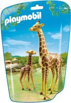 Playmobil Giraf met jong - 6640