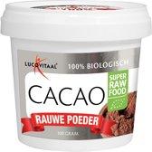 Lucovitaal Super Raw Food Cacao poeder - 100 gram -Voedingssupplementen