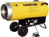 Propaangas heater, type Master BLP 103 E